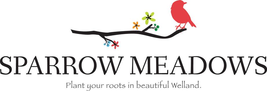 Sparrow Meadows Logo Design