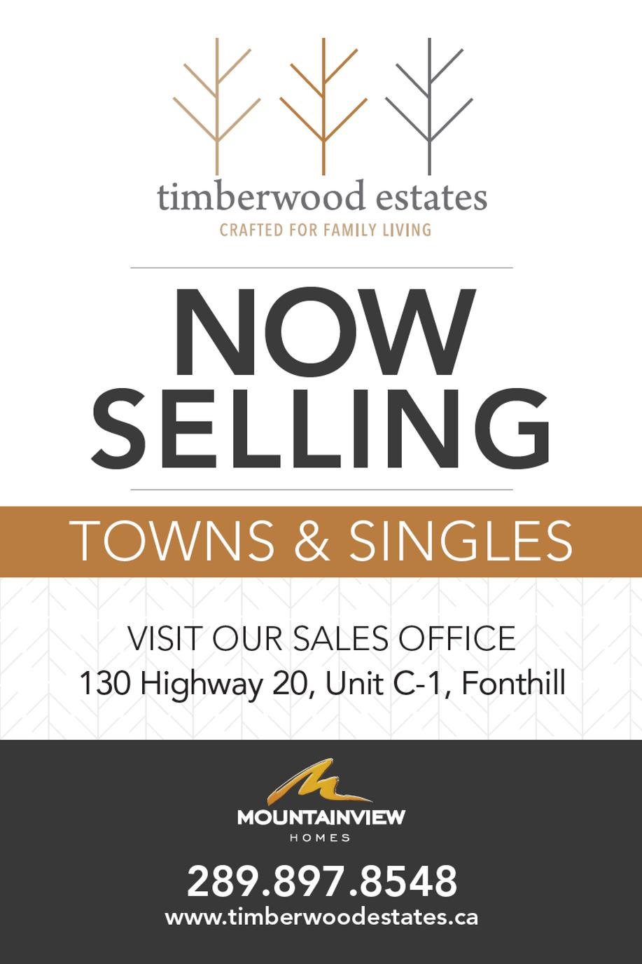 Timberwood Anchor Sign