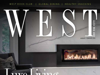 West of the City Magazine Cover