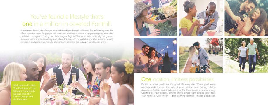 One Twenty Brochure
