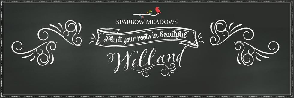 Sparrow Meadows Wallpaper