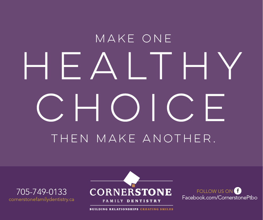 Cornerstone Family Dentistry Social Media