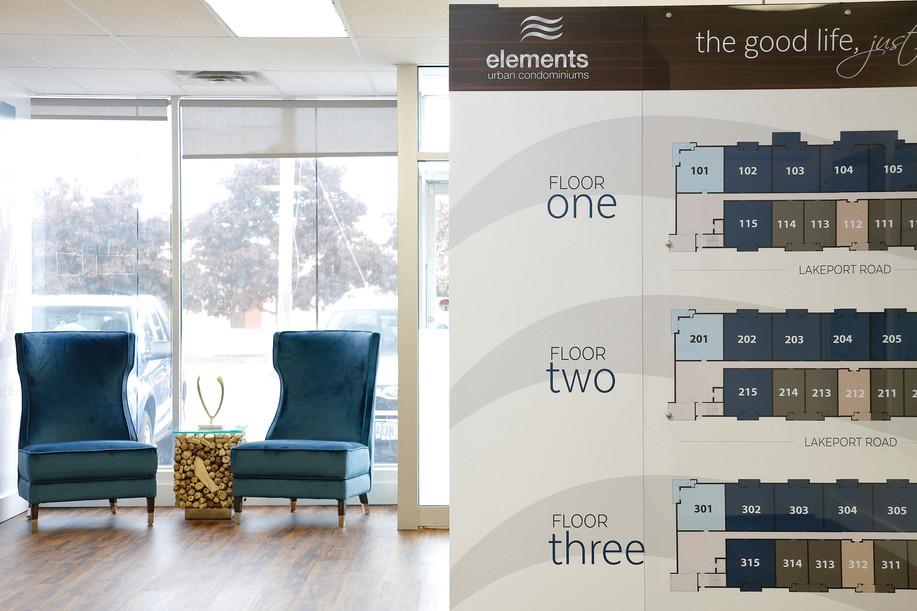 Elements Sales Centre