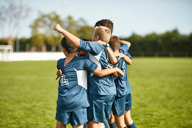 Children Football Training