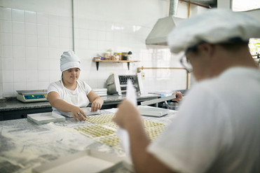 Down Syndrome Pasta Factory
