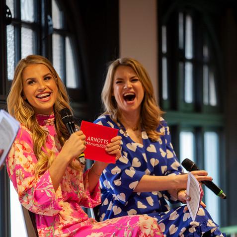 Vogue & Amber Williams Arnotts Fashion Event