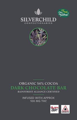 THC with Organic Dark Chocolate
