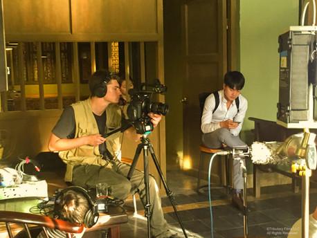Cinematographer Sanders Evans