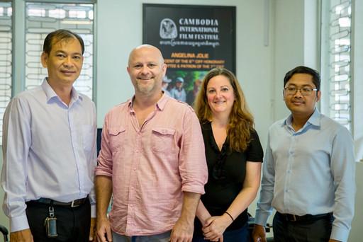 Cambodia Film Commission Meeting