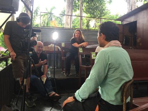 Interview with Arn Chorn-Pond