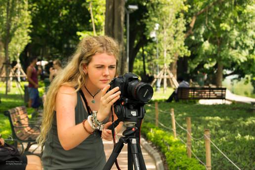 Cinematographer Blaire Collingwood