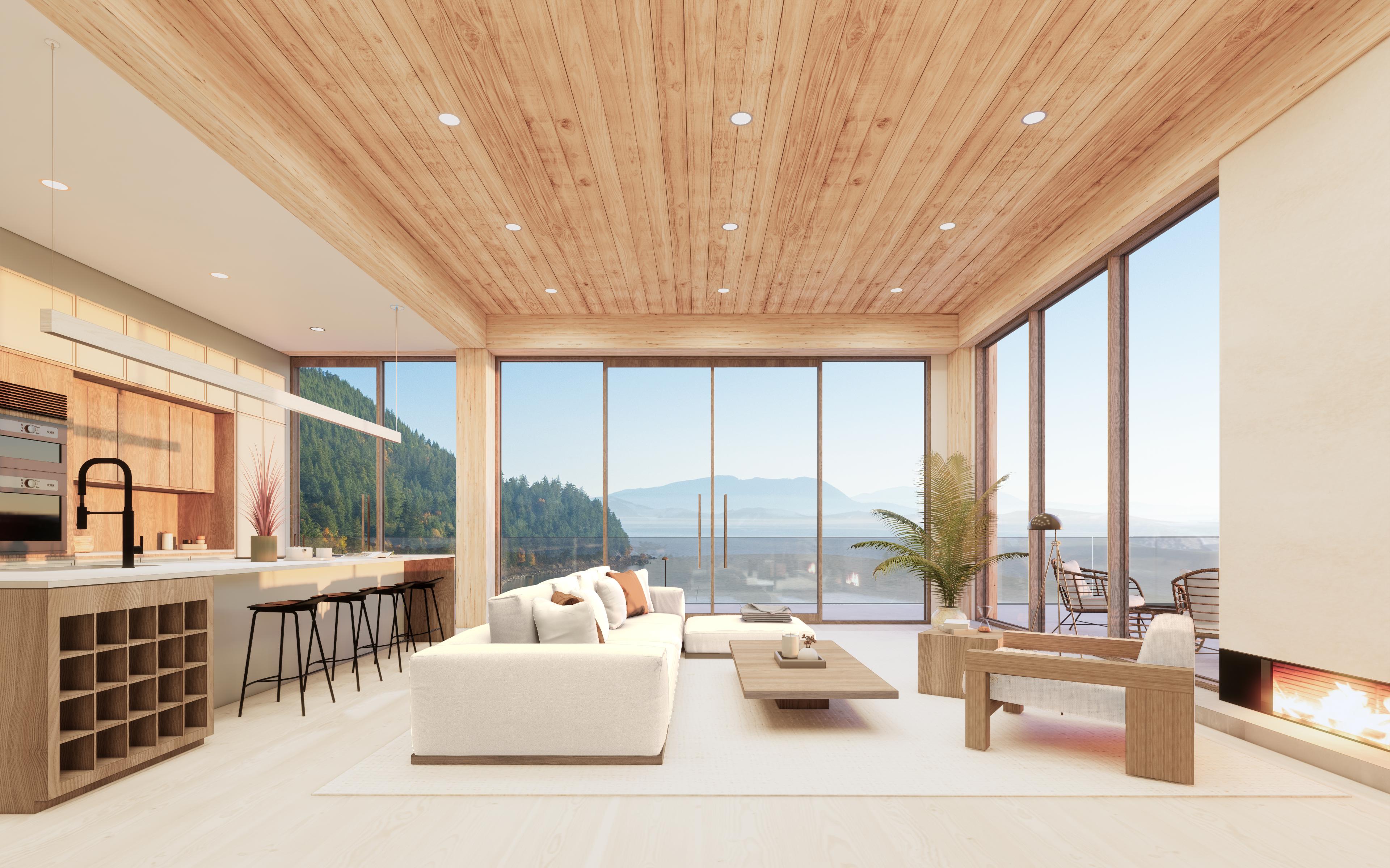 Sooke - Interior Concept Rendering