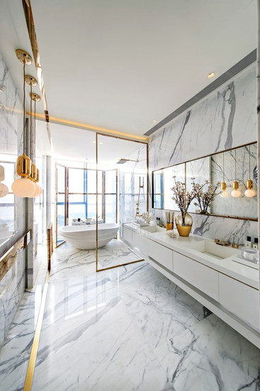 5 Top Interior Designers We LOVE. (Who Design With Marble)