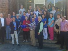Wills Memorial, Senior Wellness Ribbon Cutting