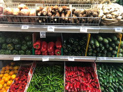 Latin grocery store