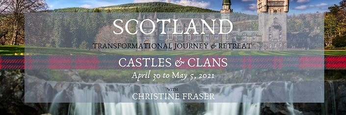 Transformational SCOTLAND Retreat header