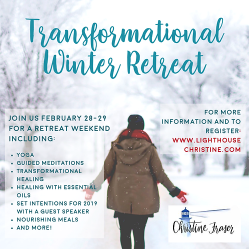 Transformational Winter Retreat 2020 - Saturday only