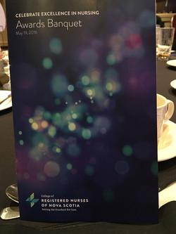 2016 Awards Banquet, CRNNS