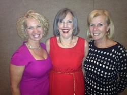 Marsha, Celeste, & Bonnie