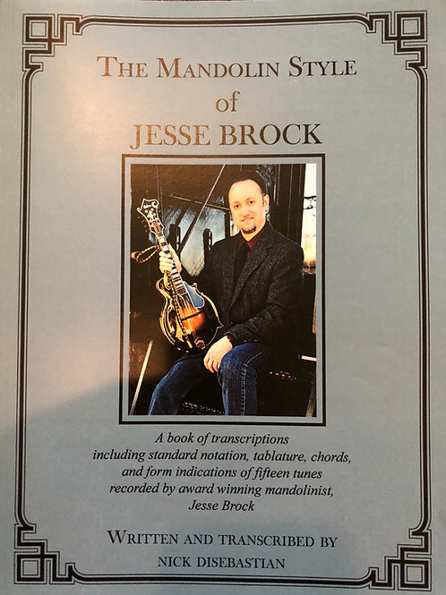 The Mandolin Style of Jesse Brock