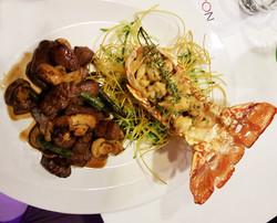 lobster-steak