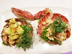 double lobster nippon arte