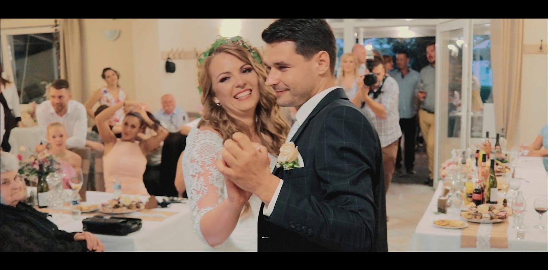 Szilvi és Dávid esküvő - highlights