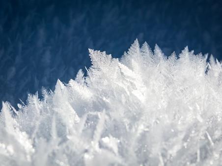 社会 雪と氷の中で暮らす人々の問題