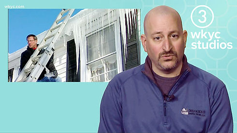 Chris Ebbeson / Dream House Inspections on WKYC Channel 3