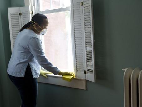 Cleveland's Lead Safe Rental Law Step 4: Final Cleanup