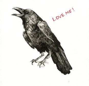 love me raven