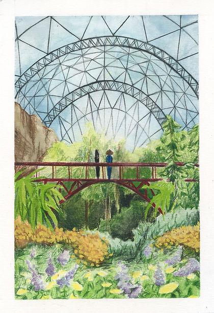 biodome eco utopia