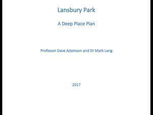 Lansbury Park Deep Place Plan