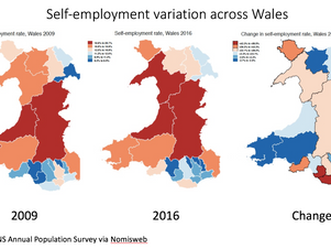 Going Solo: Understanding Self-Employment in Wales. Presentation