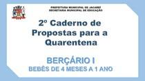 2º caderno de propostas para a quarentena