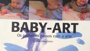 Baby-Art: os primeiros passos com a arte