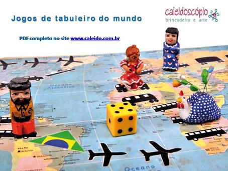 Jogos de tabuleiro do mundo
