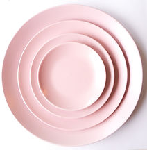 Blush Stoneware Set