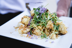 Crispy Cauliflower