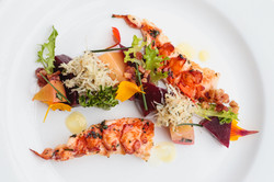 Poached Lobster Salad