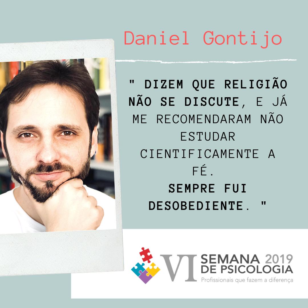 VI Semana - Daniel Gontijo