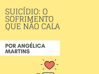 Suicídio: o sofrimento que não cala