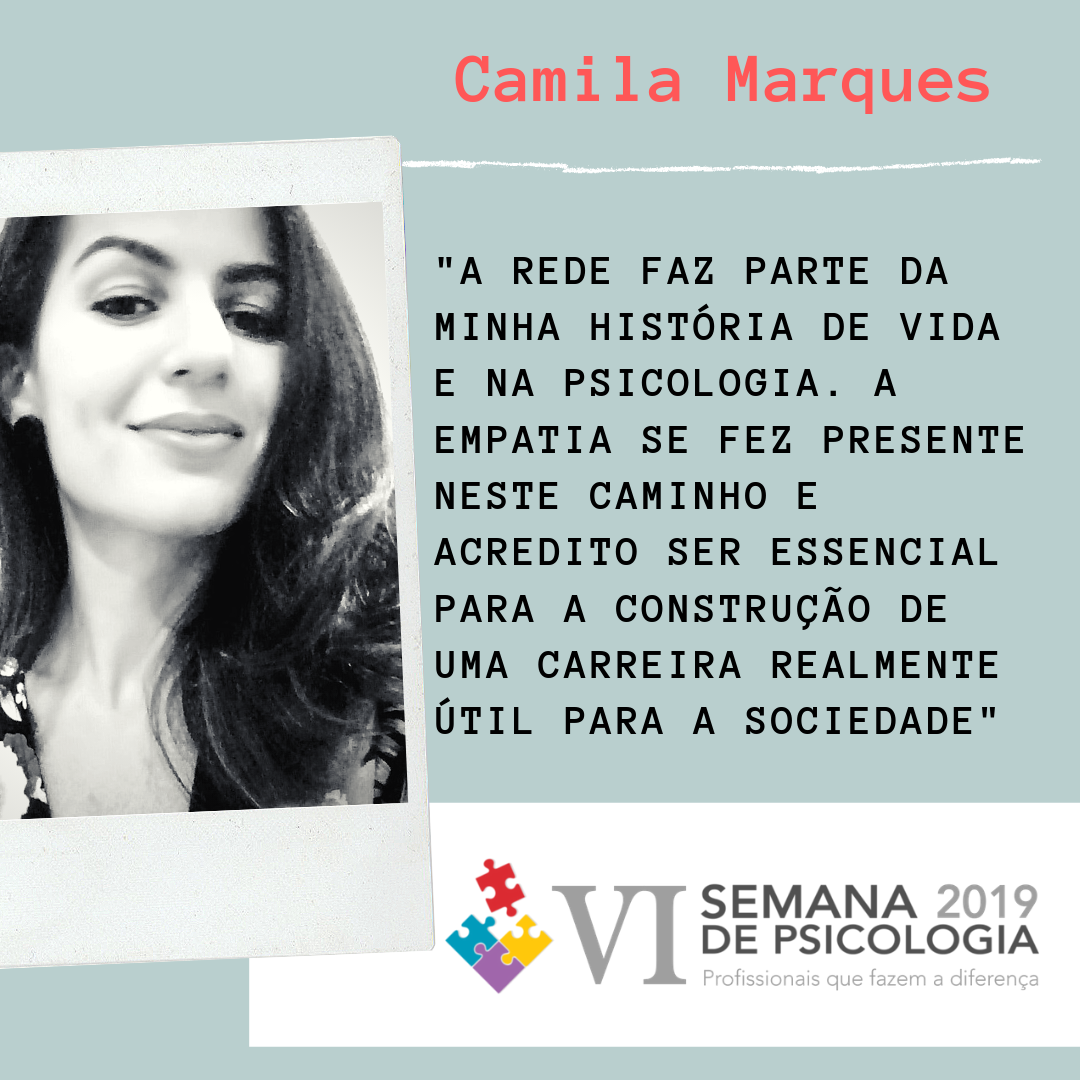 VI Semana - Camila Marques