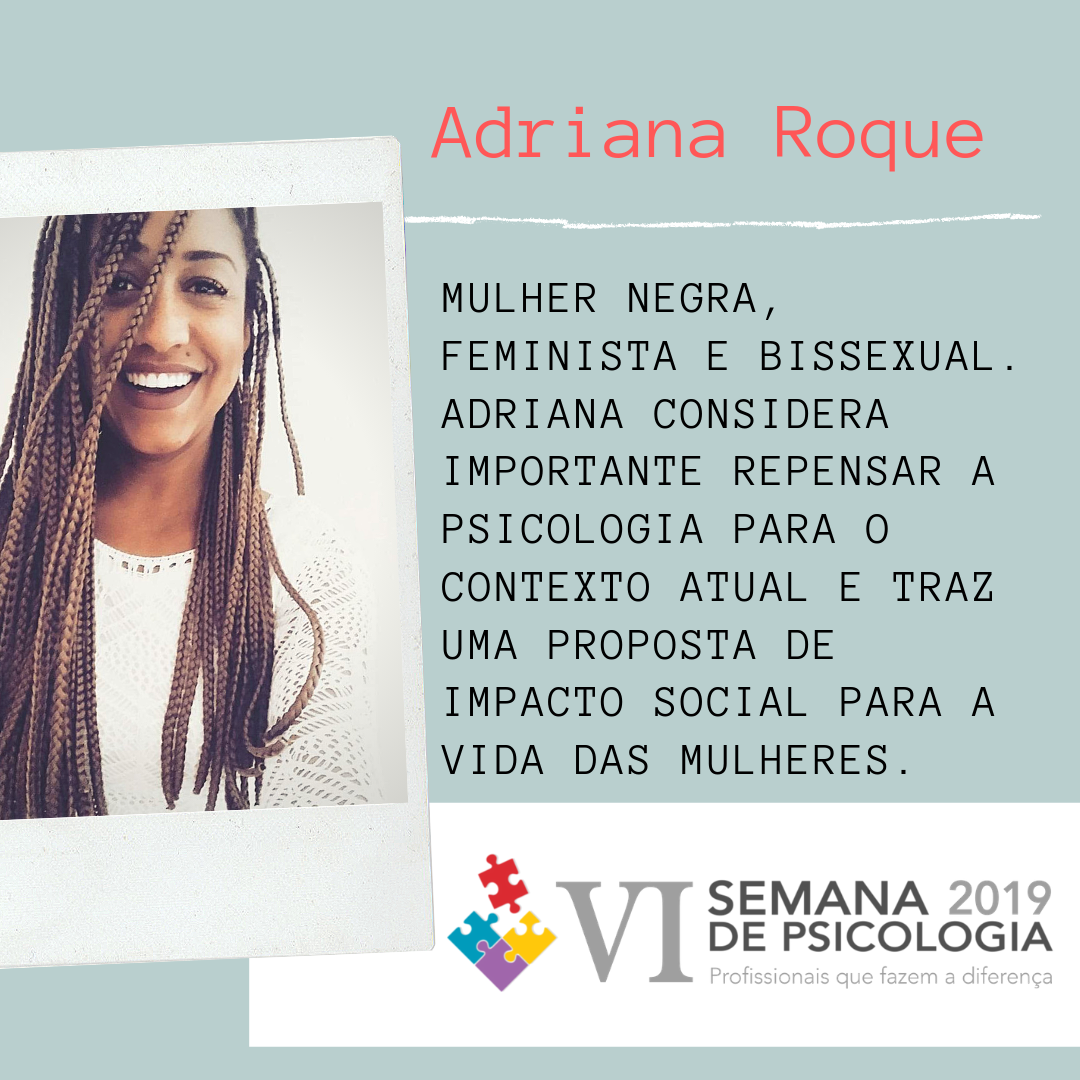 VI Semana - Adriana Roque