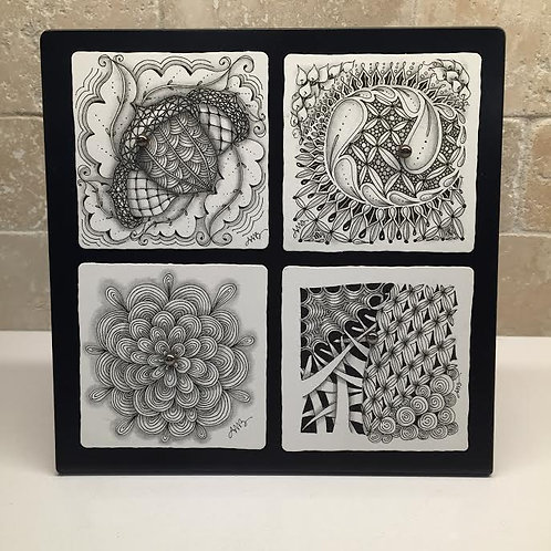 Four Tile Display Frame - Sold Out!