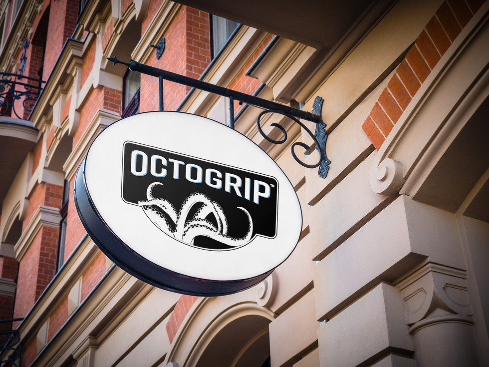 OctoGrip Signage