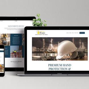 Safety Protection Web Design