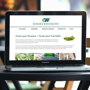 Cannabis Wholesalers Inc