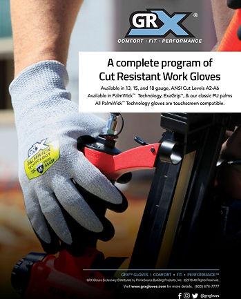 GRX Gloves Ad