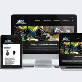 GRX Industrial Work Glove